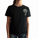 Rose T-shirt Top - 3 Colors