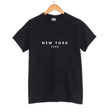 Basic New York T-Shirts - 3 Colors
