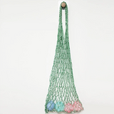 Candy Color Two Tone Twine Net Bag - 5 Colors