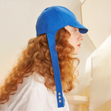 Isa Canvas Baseball Cap with Adjustable Strap - 3 Colors