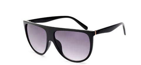 Oversized Square Frame Sunglass