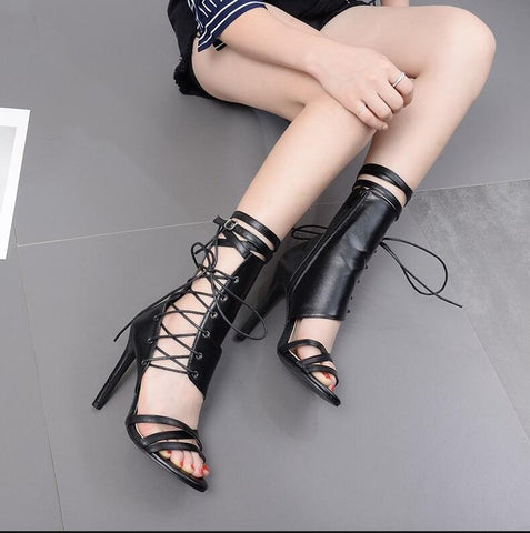Paityn Gladiator Sandals - 2 Colors