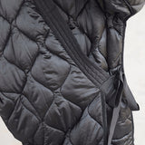 Aiko Japanese Style Quilted Blanket Coat