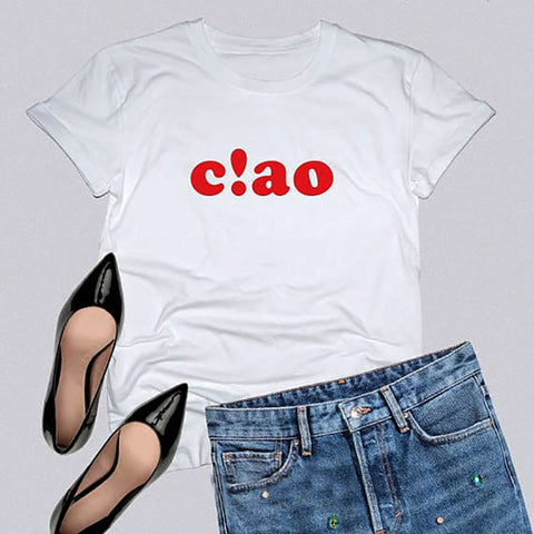 Ciao T-Shirt - 3 Colors