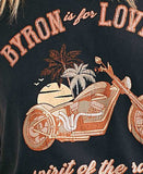 Bylon Graphic Print T-Shirt