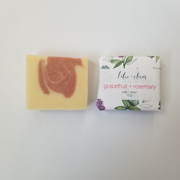 Grapefruit & Rosemary - The Grinning Goat