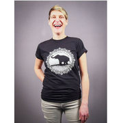 Good Luck Elephant Unisex Tee - The Grinning Goat