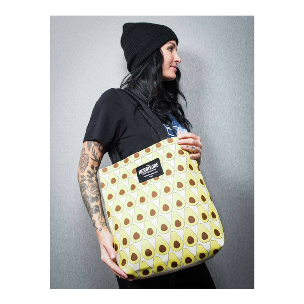 Herbivore Avocado Tote - The Grinning Goat