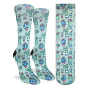 Baby Cactus Active Fit Socks - The Grinning Goat