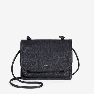Madison Carry-All Crossbody - Black