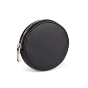 Rock & Chain Coin Purse - Black