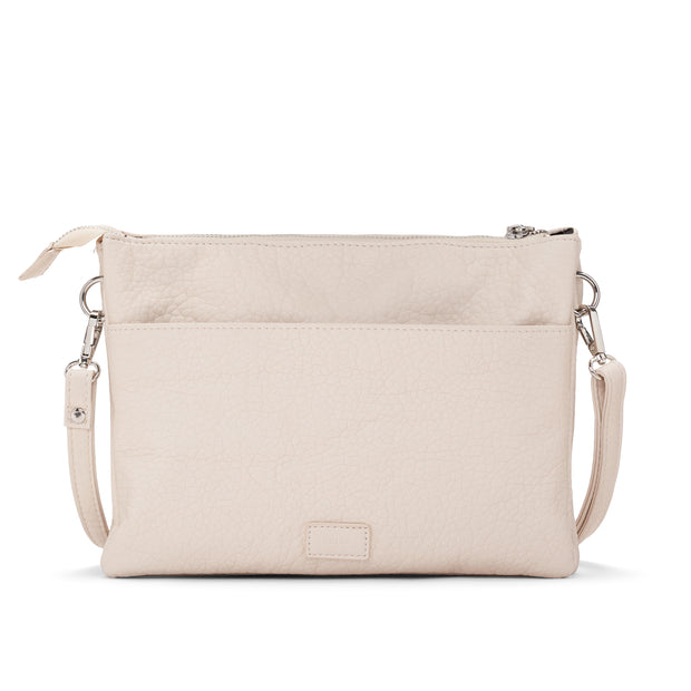 Loft Clutch Crossbody - Bone - The Grinning Goat