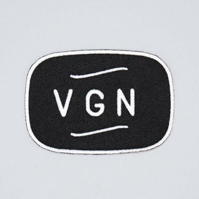 VGN Iron-On Patch - The Grinning Goat