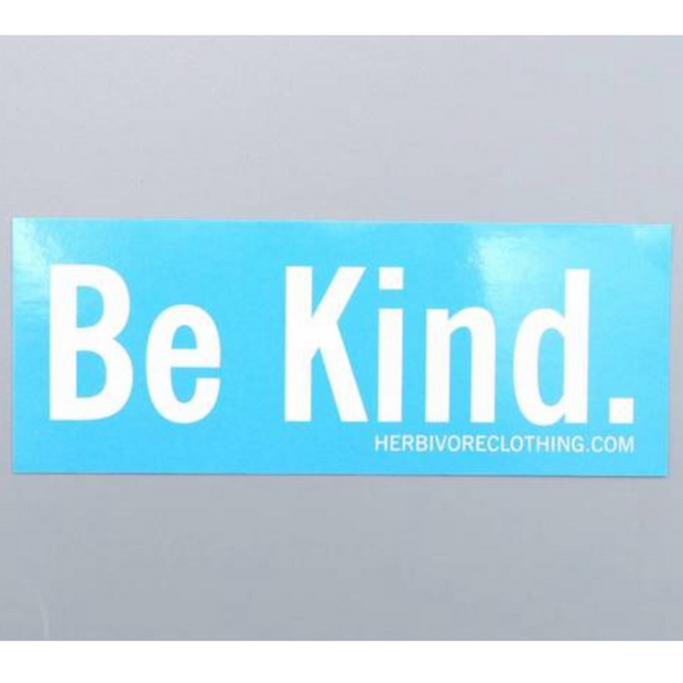 Be Kind Sticker - The Grinning Goat