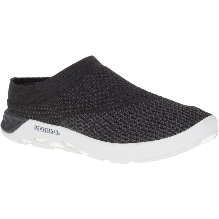 Women's Bondi Slide AC+ - Black - The Grinning Goat