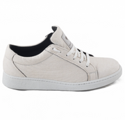 Unisex Basic White Piñatex™ Sneakers - The Grinning Goat