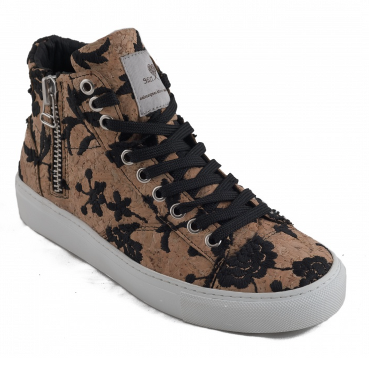 Milan Cork Women's Sneakers - The Grinning Goat
