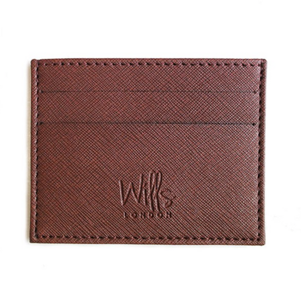 Will's Card Holder - The Grinning Goat