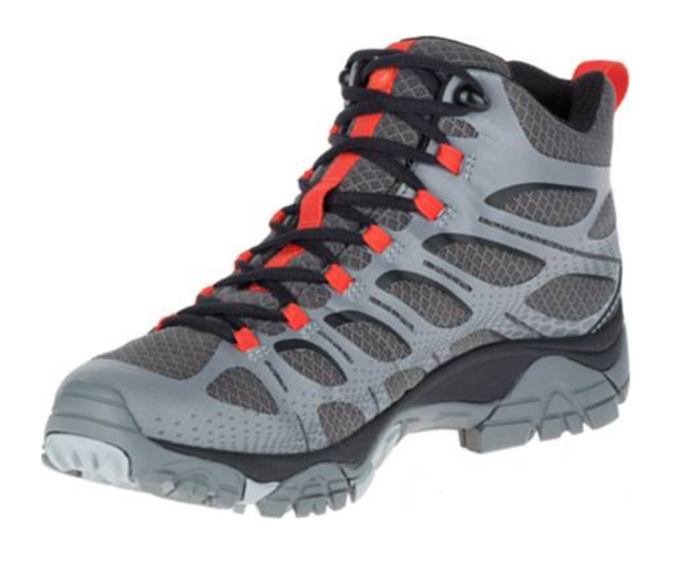 Men's Moab Edge Mid Waterproof - The Grinning Goat