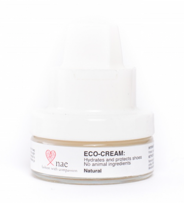 Eco Cream Polish - The Grinning Goat
