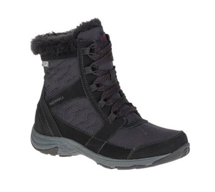 Women's Albury Mid Polar Waterproof - Black