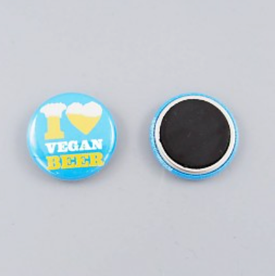I Heart Vegan Beer 1