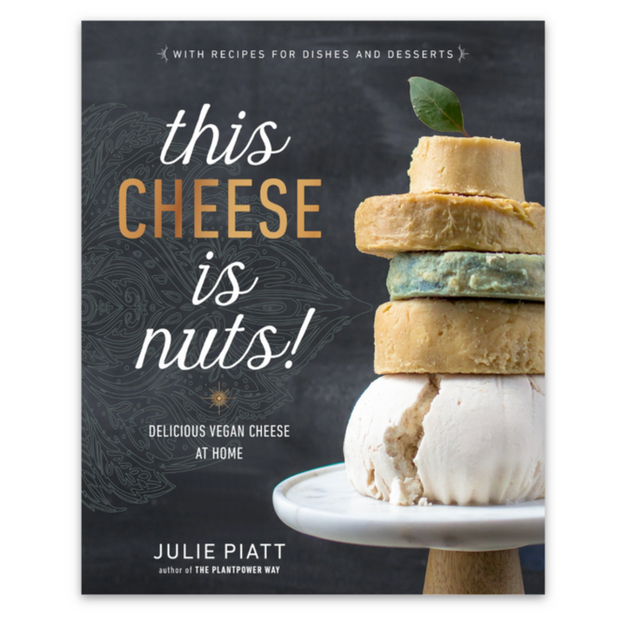 This Cheese is Nuts! Cookbook - The Grinning Goat