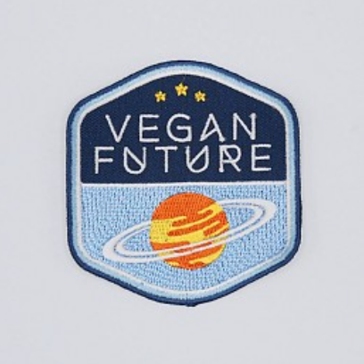 Vegan Future Patch - The Grinning Goat