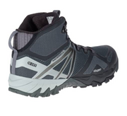 Men's MQM Flex Mid Waterproof - Black - The Grinning Goat