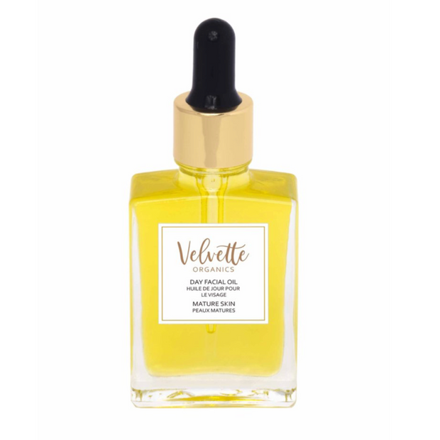 Mature Skin Day Facial Oil - The Grinning Goat