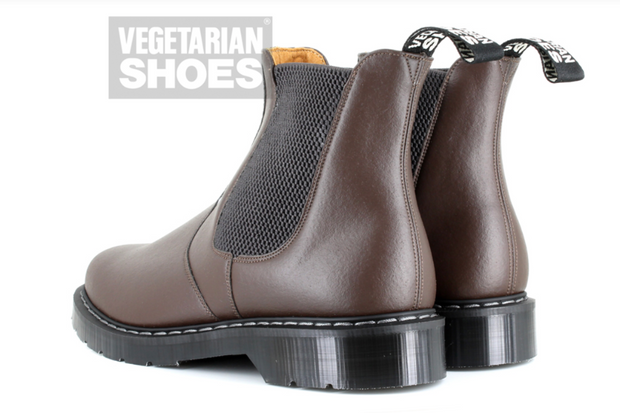 Airseal Chelsea Boot - Brown - The Grinning Goat