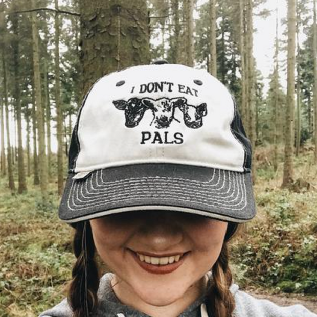 I Don't Eat Pals Baseball Cap - The Grinning Goat