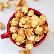 The Canadian Maple Vegan Popcorn - The Grinning Goat