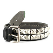 Studded Belt Pyramid - The Grinning Goat