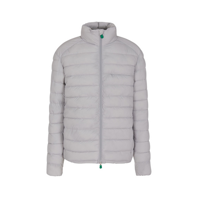 Men's Quilted Jacket - Frozen Grey (RECY)