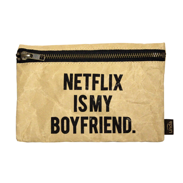 Pencil Pouch - Netflix - The Grinning Goat