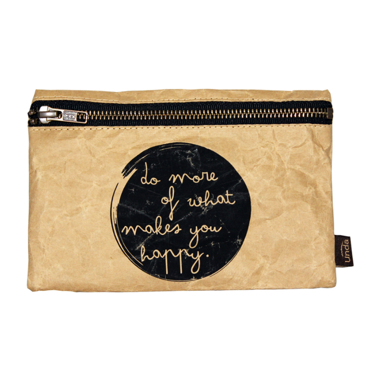 Pencil Pouch - Do More - The Grinning Goat