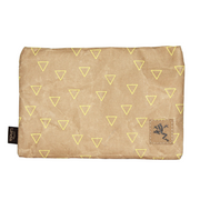 Pencil Pouch - Triangle - The Grinning Goat