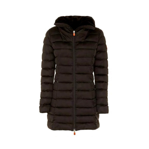 Women's Stretch Winter Coat - Black