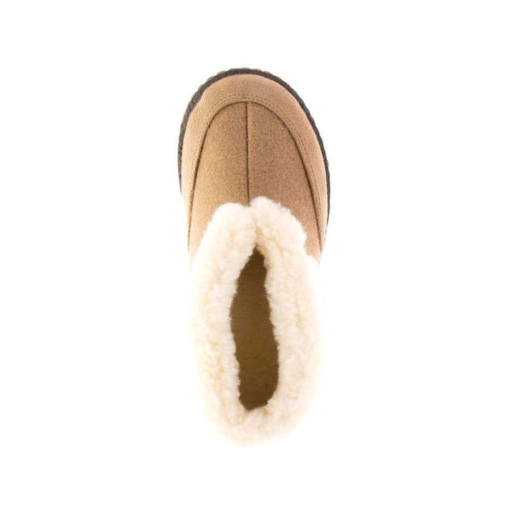 Chalet Slippers - Tan