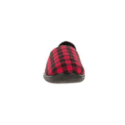 Cozytime Slippers - Red/Black
