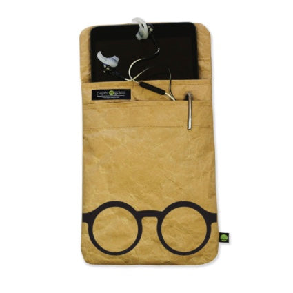 "7"" Tablet Sleeve - Glasses - The Grinning Goat"