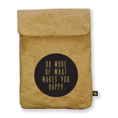 "7"" Tablet Sleeve - Do More - The Grinning Goat"
