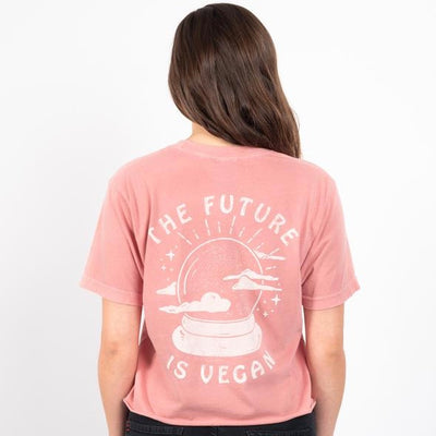 The Future is Vegan Crop
