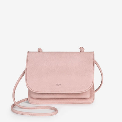Madison Carry-All Crossbody - Cotton Candy