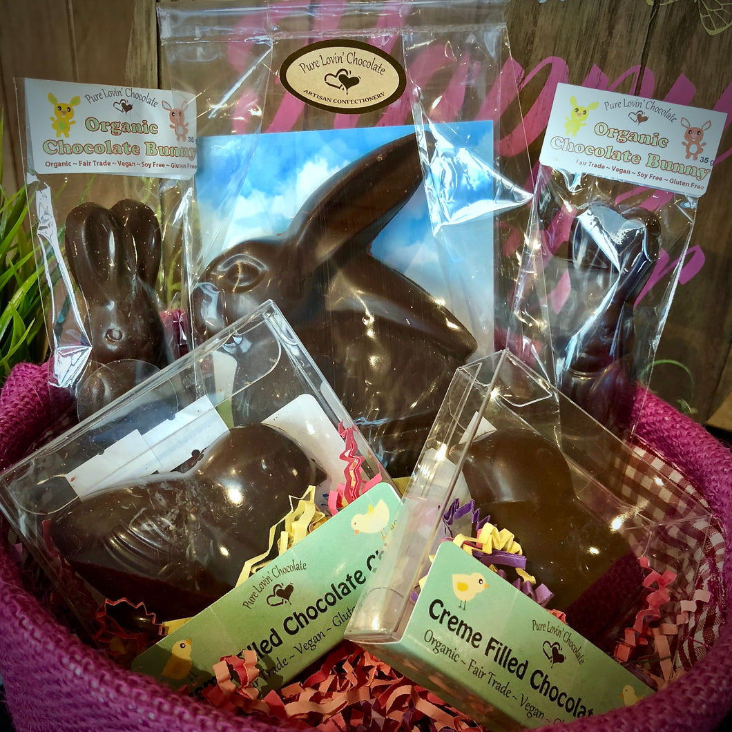 Easter Chocolates Raffle Tickets in Support of The Alice Sanctuary