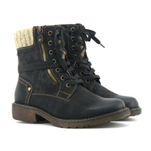 Shannon Boot - Black - The Grinning Goat