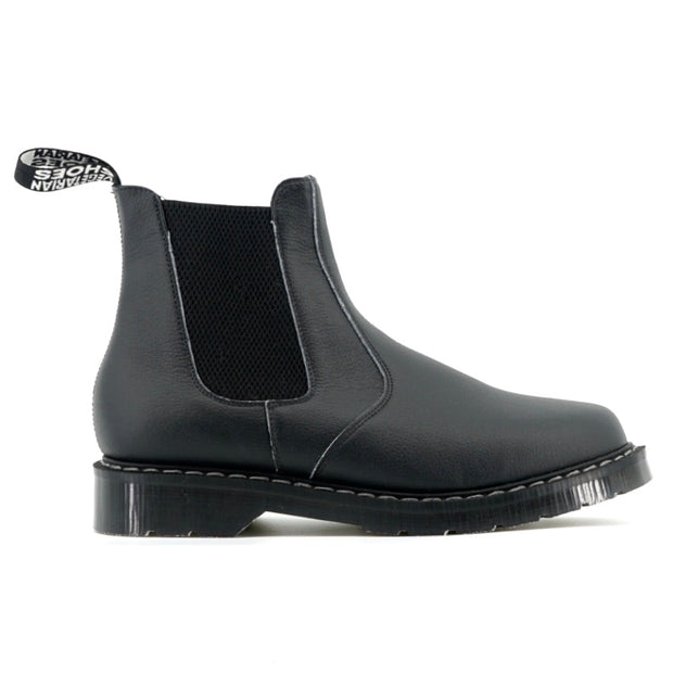 Airseal Chelsea Boot - Black - The Grinning Goat