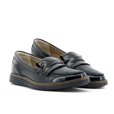 Loafers Black - The Grinning Goat