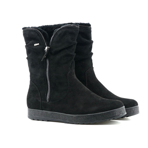 Olena Boot - Black - The Grinning Goat